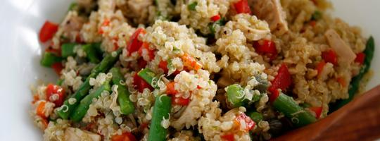 Healthy and delicious Quinoa recipes