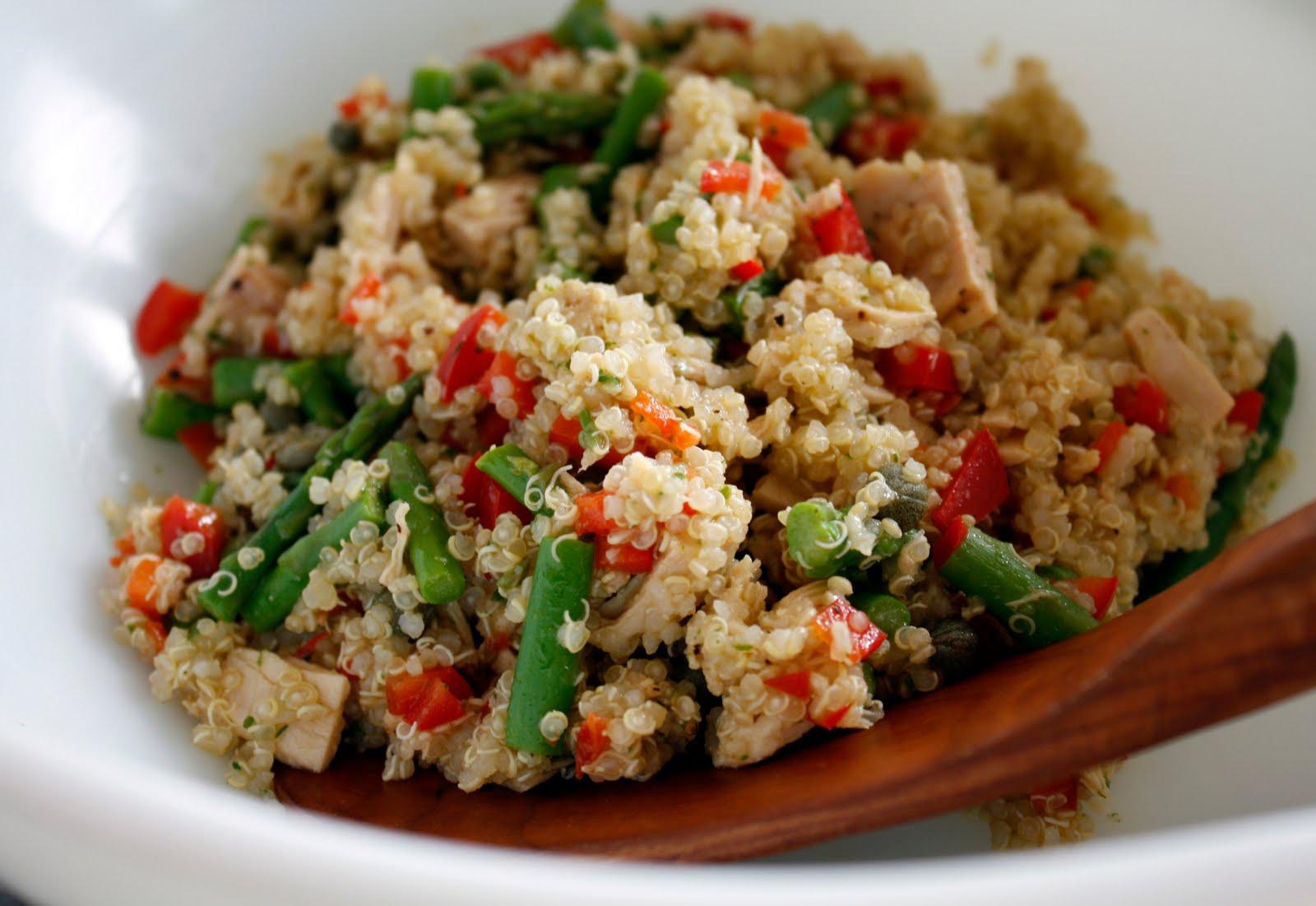 Healthy and delicious Quinoa recipes